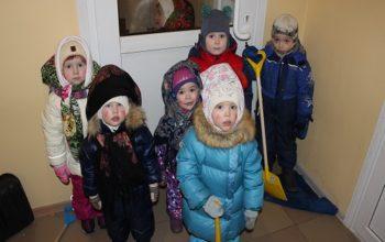 Средняя группа для детей от 3 до 5 лет в частном детском саду