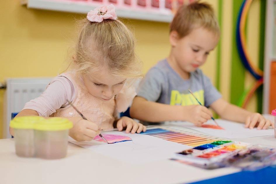 Детская студия рисования