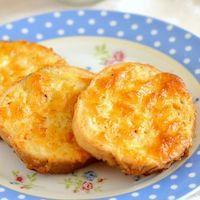 гренки, запеченные с сыром